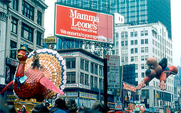 Macys Parade 1979